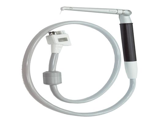Aplikator z elastycznym przewodem